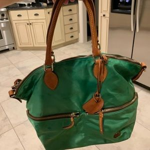 Used but in good condition. Comes w strap.